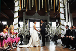 Wedding shot for The New York Daily News.