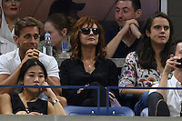 FLUSHING NY- AUGUST 29: Susan Sarandon seen during opening night ceremony on Arthur Ashe Stadium at the USTA Billie Jean King National Tennis Center on August 29, 2016 in Flushing Queens. Credit: mpi04/MediaPunch