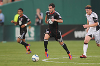 D.C. United forward Chris Pontius (13)  File photo RFK stadium 2011 season.