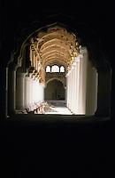 The Tirumala Nayak Mahal palace, Madurai.