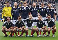 Scotland v Czech Republic 030911