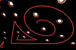 Neon Light at Wilshire Theater, Beverly Hills, 2000