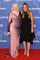 LONDON, UK. October 15, 2019: Kelly Gallagher & Charlotte Evans at the National Lottery Awards 2019, London.<br /> Picture: Steve Vas/Featureflash