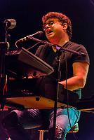 SÃO PAULO, SP, 01.09.2018 - SHOW-SP - Henrique Portugal,  guitarrista e tecladista da banda Skank durante show no Credicard Hall em São Paulo, na noite deste sábado, 01,(Foto: Anderson Lira/Brazil Photo Press)