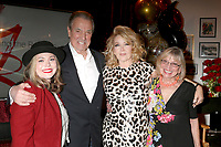 LOS ANGELES - FEB 20:  Conci Nelson, Eric Braeden, Melody Thomas Scott, Kay Alden at the Melody Thomas Scott Celebrates 40 Years on Y&R Event at CBS Television City on February 20, 2019 in Los Angeles, CA