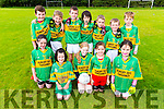 Pictured in Knocknagoshel on Sunday for the annual Harvest festival Simon Keane Memorial sports day was the Knocknagoshel U10 Side who took part on the day.