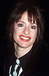 "Patti Lupone at the opening night party of ""Putting it Together"" in New York City on April 1st, 1993."