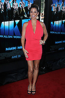 Melissa Rycroft at the premiere of 'Magic Mike' at the closing night of the 2012 Los Angeles Film Festival held at Regal Cinemas L.A. Live on June 24, 2012 in Los Angeles, California. © mpi25/MediaPunch Inc. /NORTEPHOTO.COM<br />