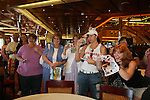 Fans Fans Cameras - Final Meet and Greet - Day 5 - Wednesday August 4, 2010 - So Long Springfield at Sea on the Carnival's Glory (Photos by Sue Coflin/Max Photos)