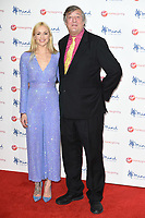 Fearne Cotton and Stephen Fry<br /> arriving for the Giving Mind Media Awards 2017 at the Odeon Leicester Square, London<br /> <br /> <br /> ©Ash Knotek  D3350  13/11/2017