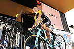 Robert Gesink (NED) Team Lotto NL-Jumbo on stage at the Team Presentation in Burgplatz Dusseldorf before the 104th edition of the Tour de France 2017, Dusseldorf, Germany. 29th June 2017.<br /> Picture: Eoin Clarke | Cyclefile<br /> <br /> <br /> All photos usage must carry mandatory copyright credit (&copy; Cyclefile | Eoin Clarke)