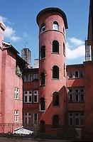 Europe/France/Rhône-Alpes/69/Rhone/Lyon: Vieux Lyon Maison du Crible 1 rue du Boeuf