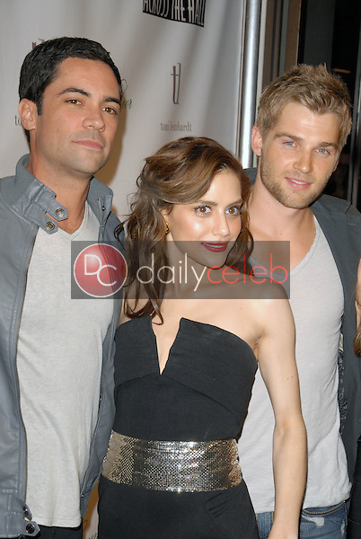 Danny Pino, Brittany Murphy and Mike Vogel<br />