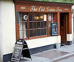 The Old Green Tree pub, Bath