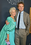 "a_Helen Mirren, Jason Clarke 010 attends the Los Angeles Premiere Of The New HBO Limited Series ""Catherine The Great"" at The Billy Wilder Theater at the Hammer Museum on October 17, 2019 in Los Angeles, California."