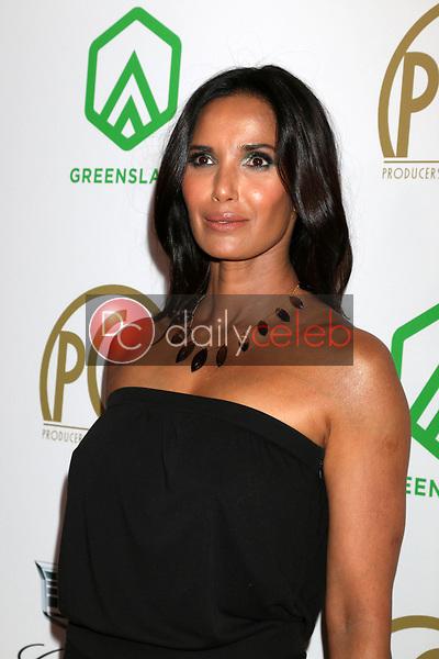Padma Lakshmi<br /> at the 2019 Producer's Guild Awards, Beverly Hilton Hotel, Beverly Hills, CA 01-19-19<br /> David Edwards/DailyCeleb.com 818-249-4998