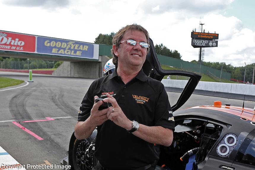 Diamond Cellar Classic, Mid-Ohio Sports Car Course, Lexington, Ohio, June 2013.