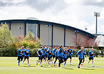 190515 Rangers training