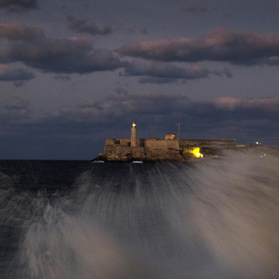 The Castillo de los Tres Reyes del Morro. Havana, Cuba