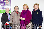 Eileen Spillane, Laura Talbot, Eileen Galbraith and Eileen Murphy at the Killarney Musical Society musical Me and My Girl in the INEC on Wednesday night