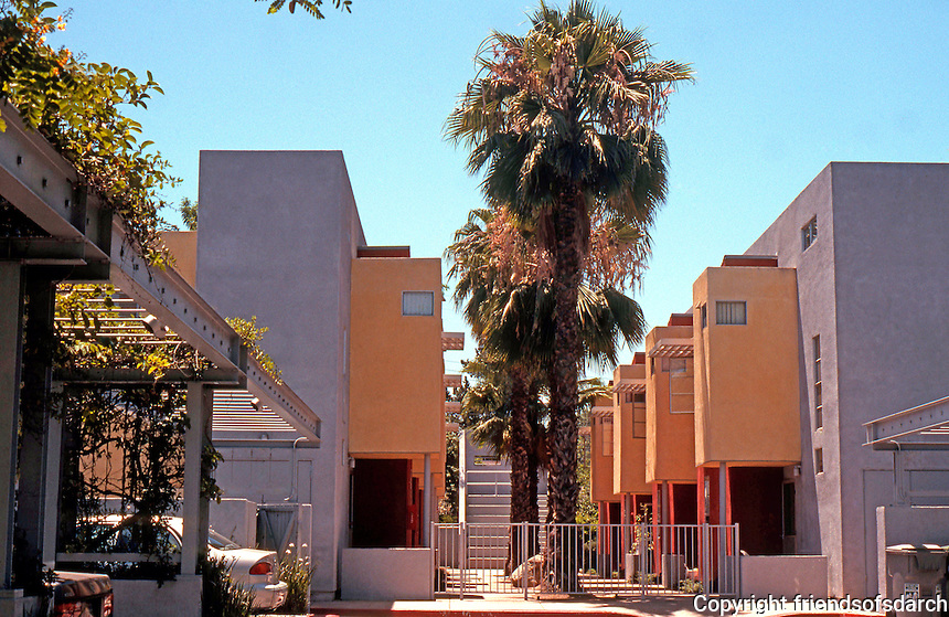 Davids-Killory: Sunrise Place, 1993. 1245 E. Grand, Escondido, CA. (Photo '04)