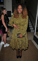 Dominique Moore at the TriForce Short Film Festival gala ceremony 2018, BAFTA, Piccadilly, London, England, UK, on Saturday 01 December 2018.<br /> CAP/CAN<br /> &copy;CAN/Capital Pictures