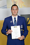 BoysSoftball winner David MacKenzie. ASB College Sport Young Sportperson of the Year Awards 2007 held at Eden Park on November 15th, 2007.