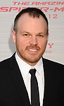 WESTWOOD, CA - JUNE 28: Marc Webb arrives at the Los Angeles premiere of 'The Amazing Spiderman' at Regency Village Theatre on June 28, 2012 in Westwood, California.
