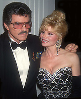 Lonnie Anderson Burt Reynolds 1993<br /> Photo By John Barrett/PHOTOlink