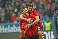 14.03.2015: Eintracht Frankfurt vs. SC Paderborn 07