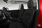 Front seat view of 2017 Mitsubishi Outlander-Sport GT 5 Door SUV Front Seat  car photos
