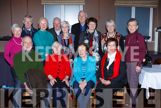 Retired Kerry Nurses conference in the Killarney Court Hotel on Thursday