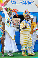 RIO DE JANEIRO, RJ, 17 DE FEVEREIRO DE 2012 - Desfiles das Escolas de Samba Mirins, que abriram oficialmente o carnaval na Sapucaí. FOTO GLAICON EMRICH - AGÊNCIA BRAZIL PHOTO PRESS