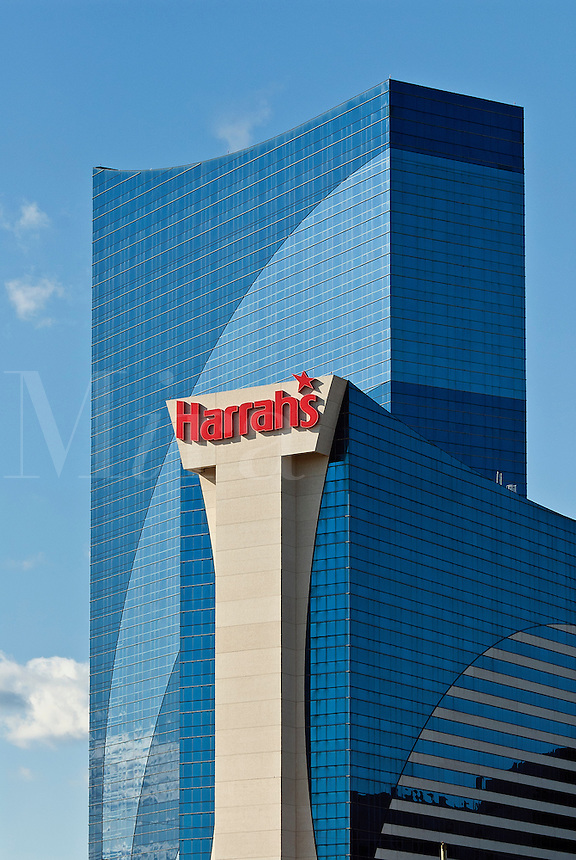 Harrahs casino, Atlantic City, Nrw Jersey, USA