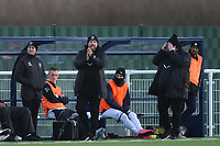 Paul Martin manager of Romford during Grays Athletic vs Romford, Bostik League Division 1 North Football at Parkside on 1st January 2018
