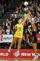 New World - Netball Quad Series 2012