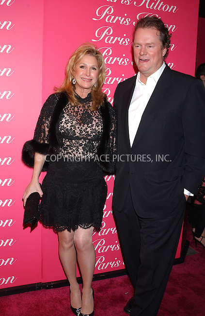 WWW.ACEPIXS.COM . . . . . ....NEW YORK, FEBRUARY 9, 2005....Kathy and Rick Hilton at the launch of Paris Hilton's new fragrance at Duvet.....Please byline: KRISTIN CALLAHAN - ACE PICTURES.. . . . . . ..Ace Pictures, Inc:  ..Philip Vaughan (646) 769-0430..e-mail: info@acepixs.com..web: http://www.acepixs.com