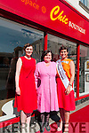 "Chic Boutique, Listowel : Pictured at the ""Meet the designer "" event at Chic Boutique, Listowel on Wednesday 10th June were Natalie King, designer, Mary O'Flaherty, owner & Rose of Tralee Marie Walshe."