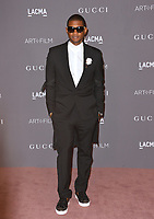 Usher at the 2017 LACMA Art+Film Gala at the Los Angeles County Museum of Art, Los Angeles, USA 04 Nov. 2017<br /> Picture: Paul Smith/Featureflash/SilverHub 0208 004 5359 sales@silverhubmedia.com