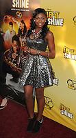 LOS ANGELES, CA - JUNE 05: Coco Jones attends Disney's 'Let It Shine' Premiere held at The Directors Guild Of America on June 5, 2012 in Los Angeles, California.