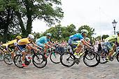 5 etape af Postnord Danmark Rundt <br /> Michael Valgren team Tinkoff p&aring; dagens etape  t&aelig;t fulgt af Mads W&uuml;rtz Schmidt