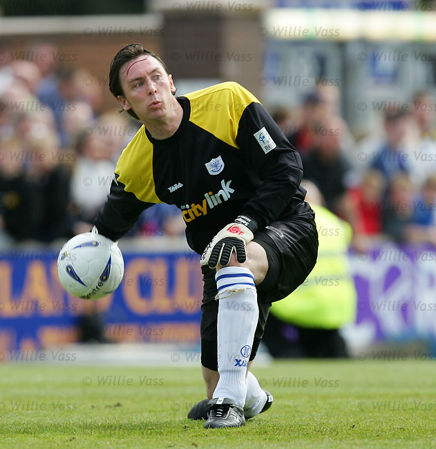 Craig Nelson, St Johnstone.stock season 2003-2004.pic willie vass
