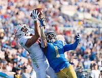Stanford Football vs UCLA, November 26, 2018