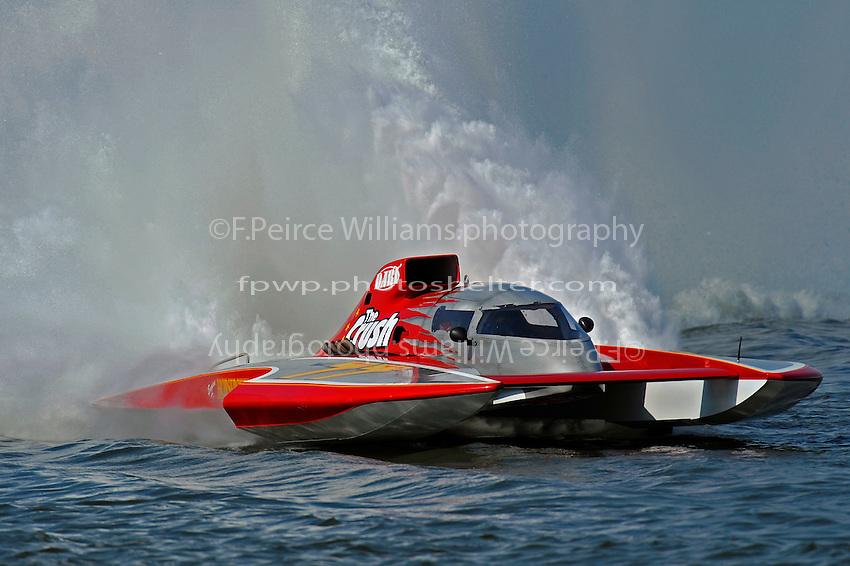 "Bert Henderson, GP-77 ""The Crush"" (Grand Prix Hydroplane(s)"