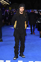 "Akala<br /> arriving for the ""Blue Story"" premiere at the Curzon Mayfair, London.<br /> <br /> ©Ash Knotek  D3534 14/11/2019"