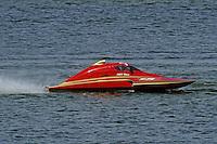 Bill Tetro, S-5 (2.5 Litre Stock hydroplane(s)