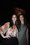 Christina Bennett Lind and Alicia Minshew at All My Children's Good Night Pine Valley was held on September 17, 2011 at Prohibition, New York City, New York.  (Photo by Sue Coflin/Max Photos)