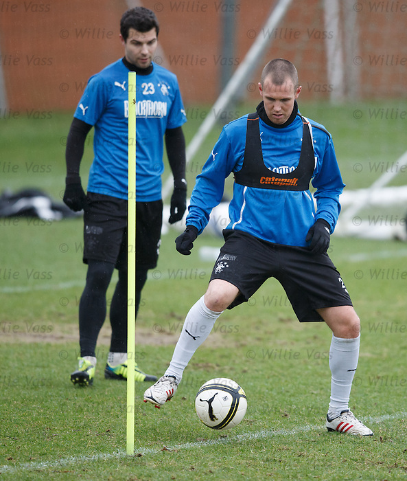 Kenny Miller and Richard Foster