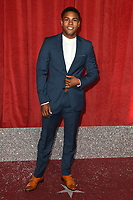 Nathan Graham<br /> arriving for The British Soap Awards 2019 at the Lowry Theatre, Manchester<br /> <br /> ©Ash Knotek  D3505  01/06/2019
