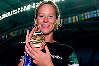 PELLEGRINI Federica ITA Italy Gold Medal <br /> Women's 200m Freestyle <br /> Gwangju South Korea 24/07/2019<br /> Swimming <br /> 18th FINA World Aquatics Championships<br /> Nambu University Aquatics Center <br /> Photo © Andrea Staccioli / Deepbluemedia / Insidefoto